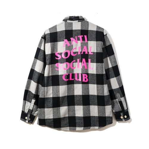 Anti Social Social Club Han Flannel