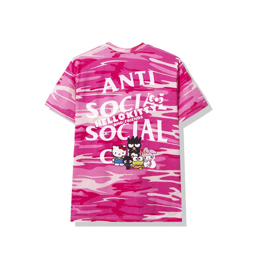 Anti Social Social Club x Hello Kitty