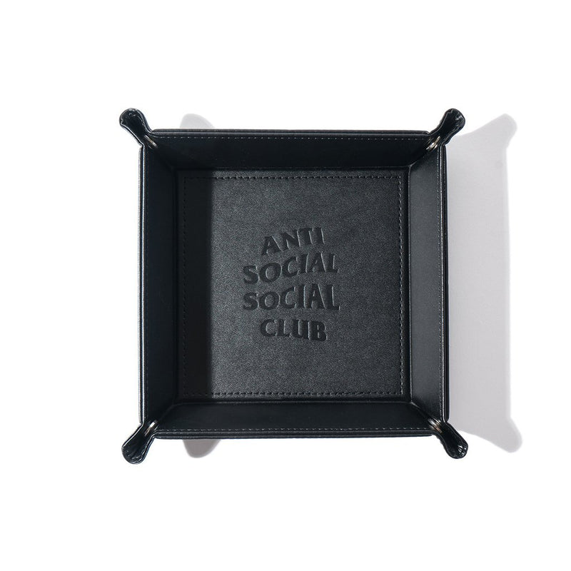 Anti Social Social Club Black Trailing