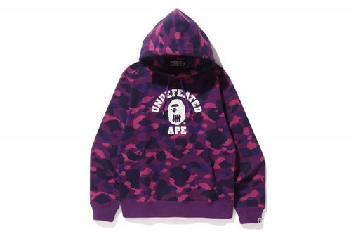 Bape x Undefeated Hoodie