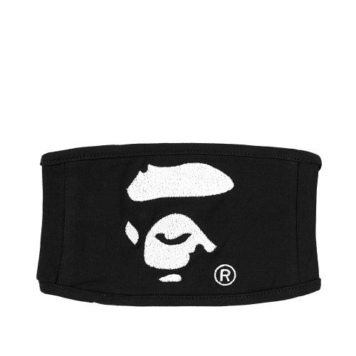 Bape Face Mask Black
