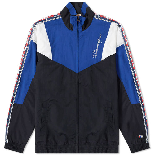 Champion Reverse Weave Taped Track Jacket