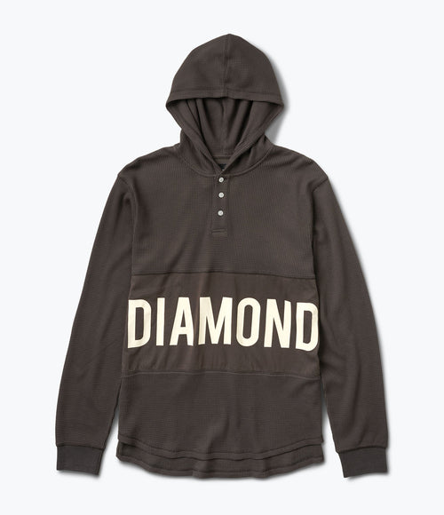 Diamond Winston Hooded Thermal
