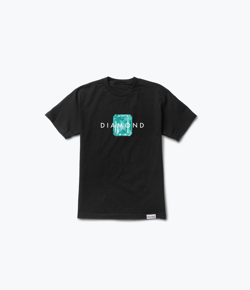 Diamond Emerald Cut Tee
