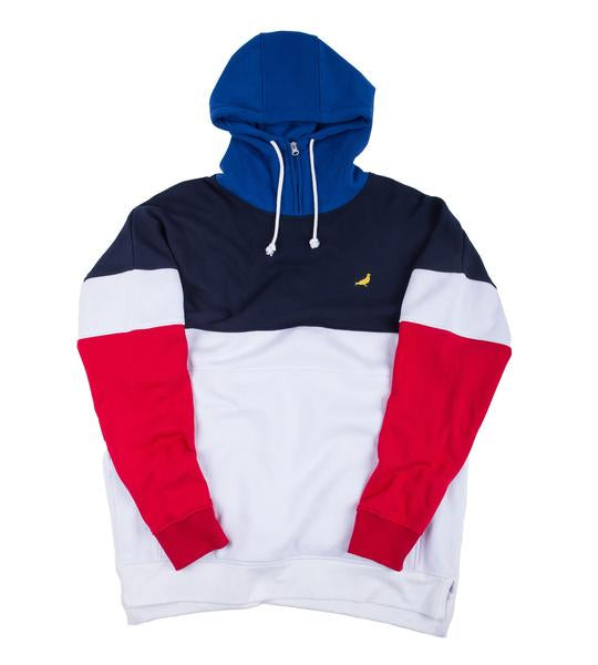 Staple Expedition Half Zip Hoodie