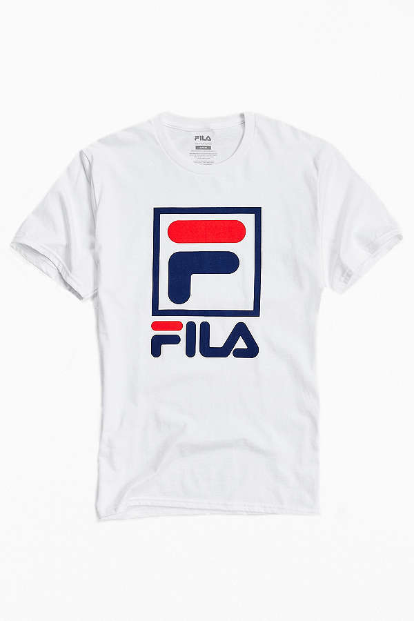 Fila Stacked Tee