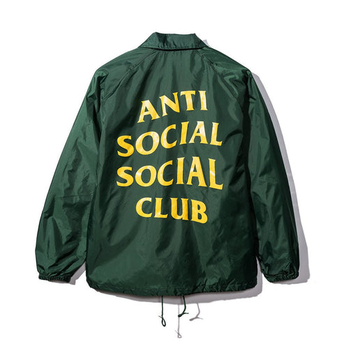 Anti Social Social Club Snow Tires Coach Jacket