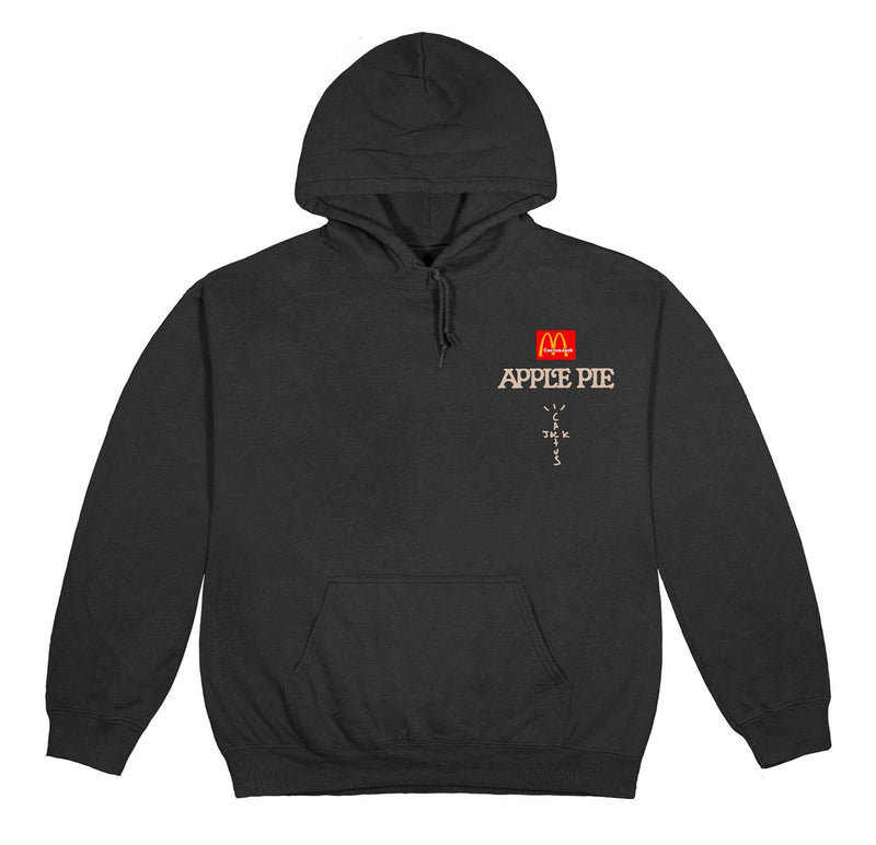 Travis Scott x McDonald's Apple Pie Hoodie