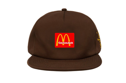 Travis Scott x McDonald's CJ Arches Hat