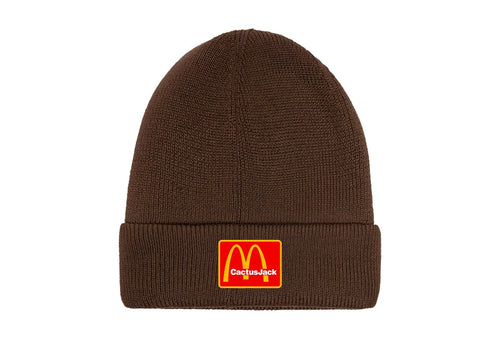 Travis Scott x McDonald's CJ Arches Beanie
