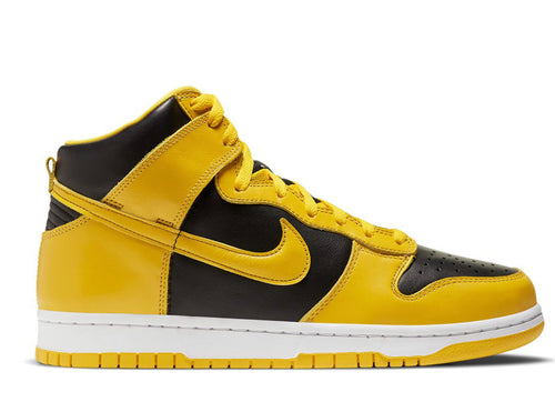 Nike Dunk High Varsity Maize Pre-Order