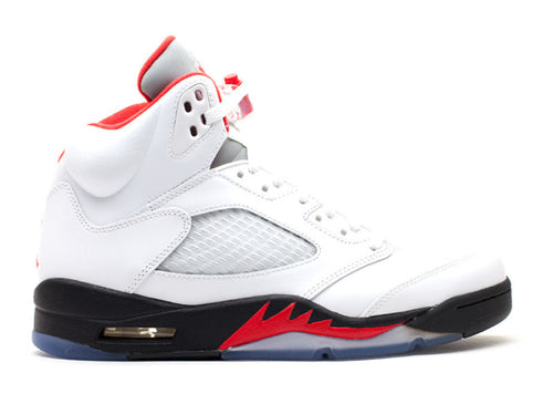 Jordan 5 Retro Fire Red