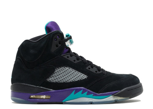 Jordan 5 Retro Black Grape