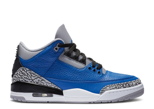 Air Jordan Retro 3 Varsity Blue