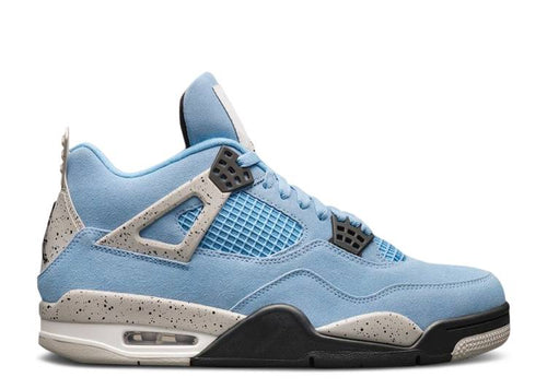 Air Jordan  AIR JORDAN 4 RETRO 'UNIVERSITY BLUE' Pre-Order