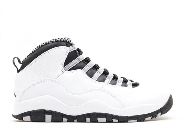 Air Jordan 10 Retro Steel Grey