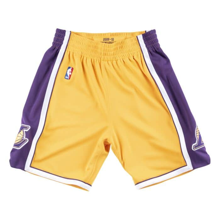 Mitchell & Ness Authentic  Lakers Shorts