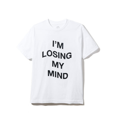 Anti Social Social Club I'm Losing My Mind Tee