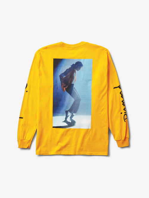 Diamond Michael Jackson L/S Tee