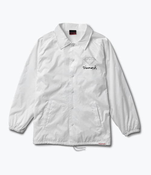 Diamond OG Sign Coaches Jacket