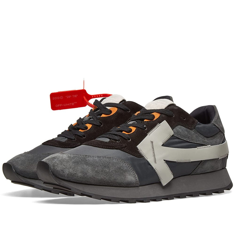 Off White Arrow Running Shoe