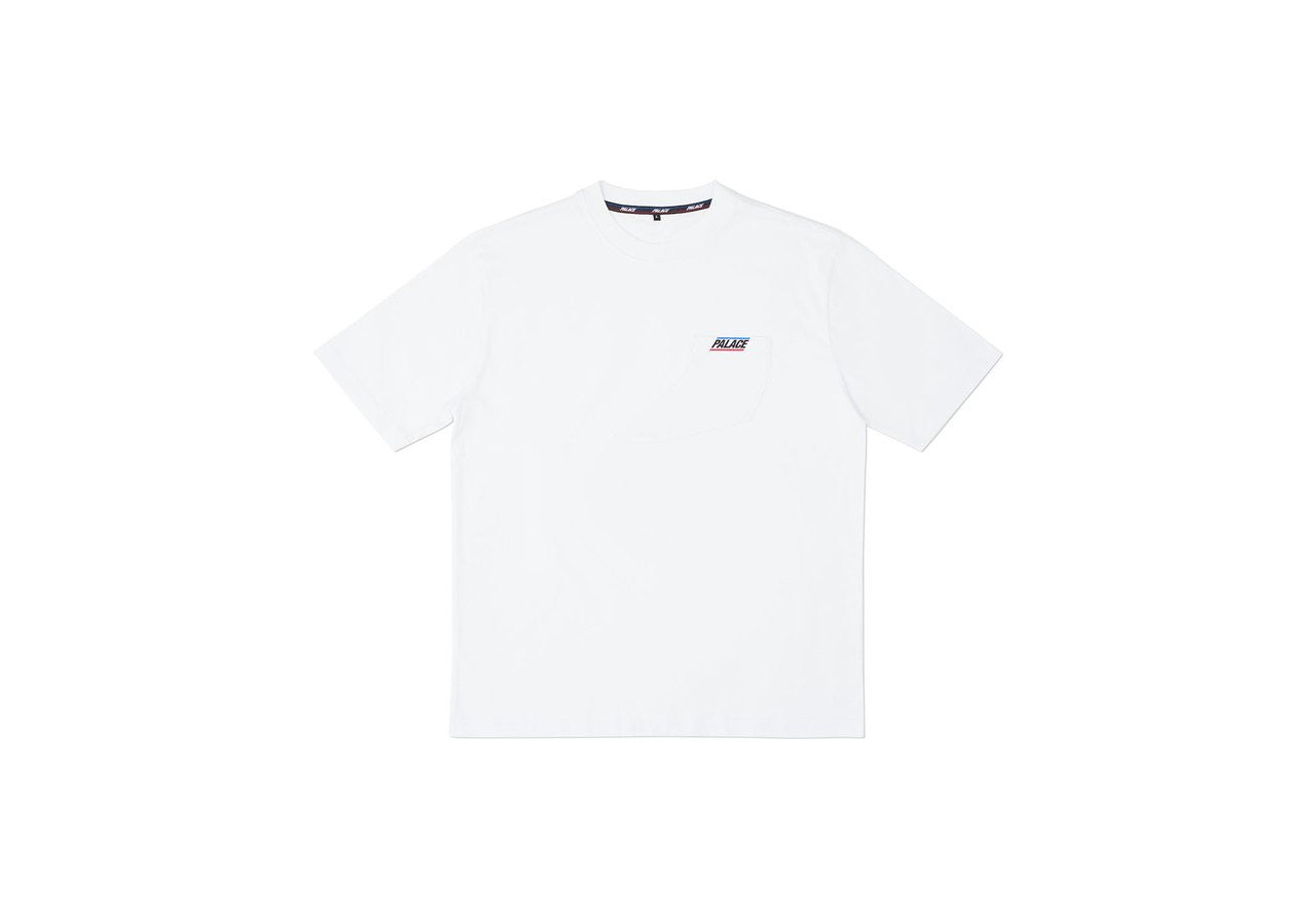 Palace Basically A Pocket T-Shirt | eBay