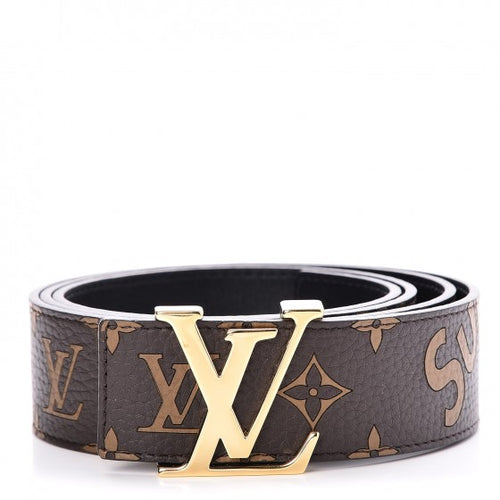 Louis Vuitton x Supreme Monogram LV Belt