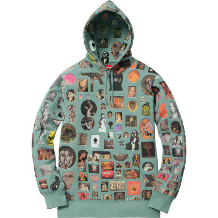 Supreme Thrills Hooded Sweatshirt