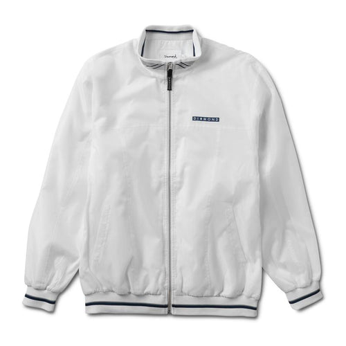 Diamond Marquise Track Jacket