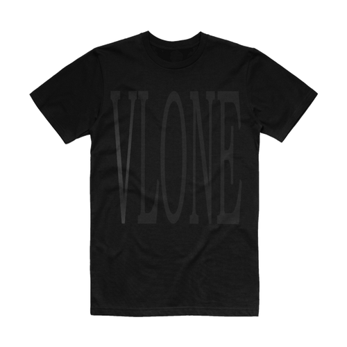 VLONE 3M Blackout Staple Tee