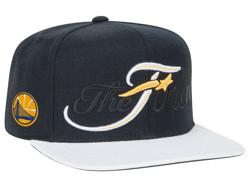 Warriors 2015 Western Conference Finals Snapback Limited