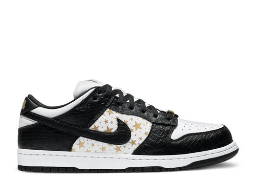 Nike Supreme x Dunk Low OG SB QS 'Black'