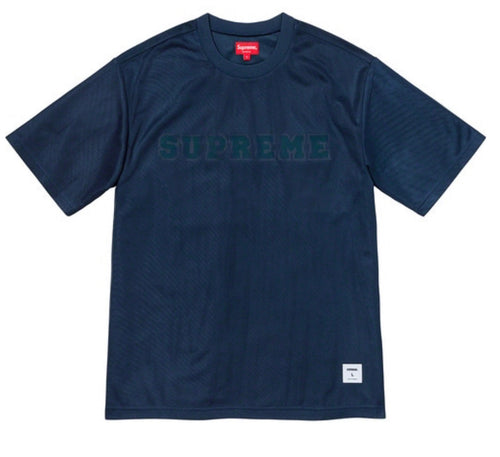 Supreme Dazzle Mesh Top