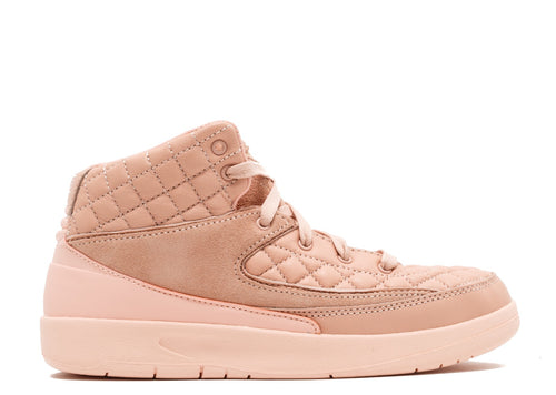 "Air Jordan 2 Just Don  Pre-School ""Artic Orange"""