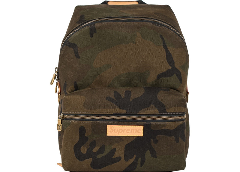 Louis Vuitton x Supreme Apollo Backpack