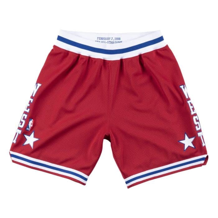 Mitchell & Ness Authentic All-Star Shorts