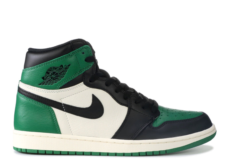Air Jordan 1 High Retro Pine Green