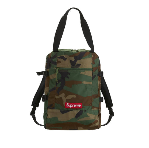 Supreme Camo Woodland Backpack