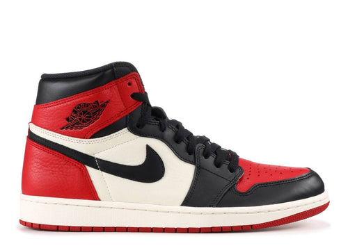 Air Jordan 1 Retro High Bred Toe