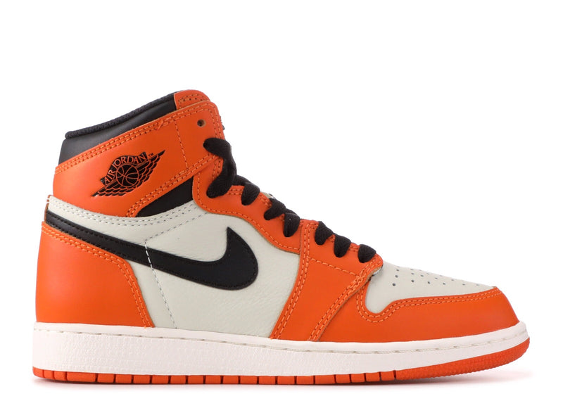 Jordan 1 Retro HI OG Reverse Shattered Backboard Grade School