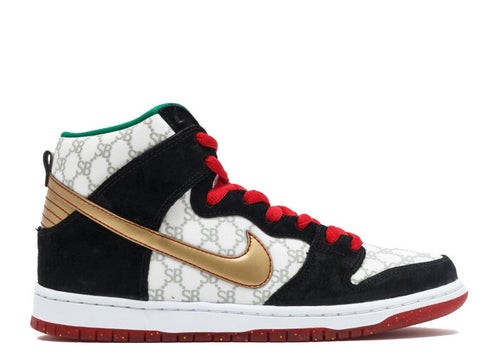 Dunk High SB Black Sheep Paid in Full