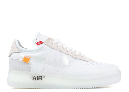 "Used THE 10 : NIKE AIR FORCE 1 LOW ""OFF WHITE"""