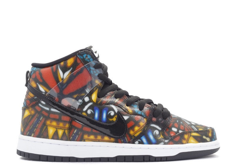 Dunk High Premium SB Stained Glass