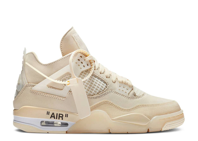 Off-White X WMNS Air Jordan 4 SP