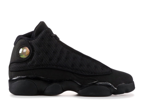 Air Jordan 13 Black Cat Grade School