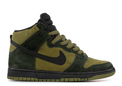 Nike Dunk High SB Hulk