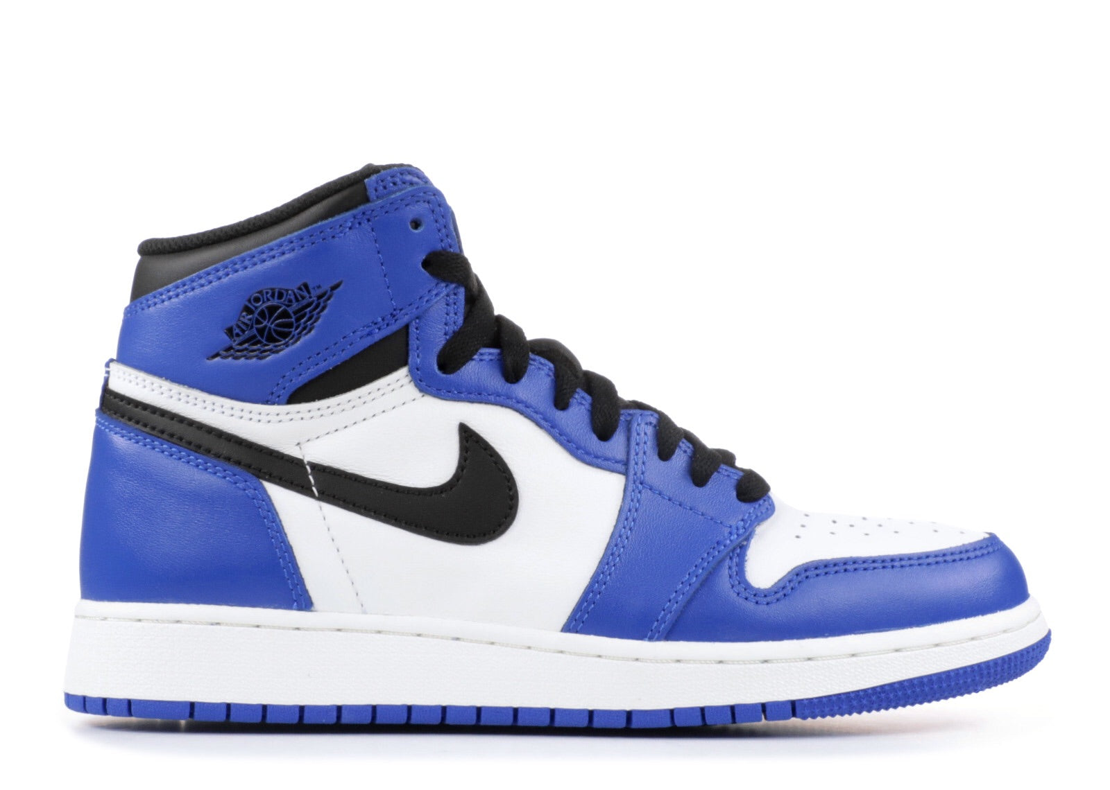 Jordan 1 Retro Hi Og Game Royal Grade School Street Sole