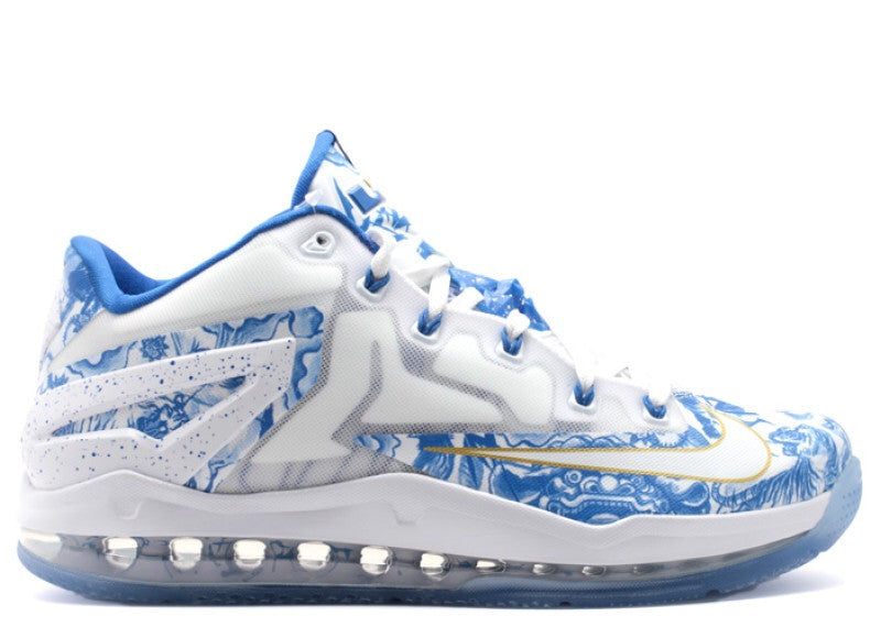 Lebron Low China Pack