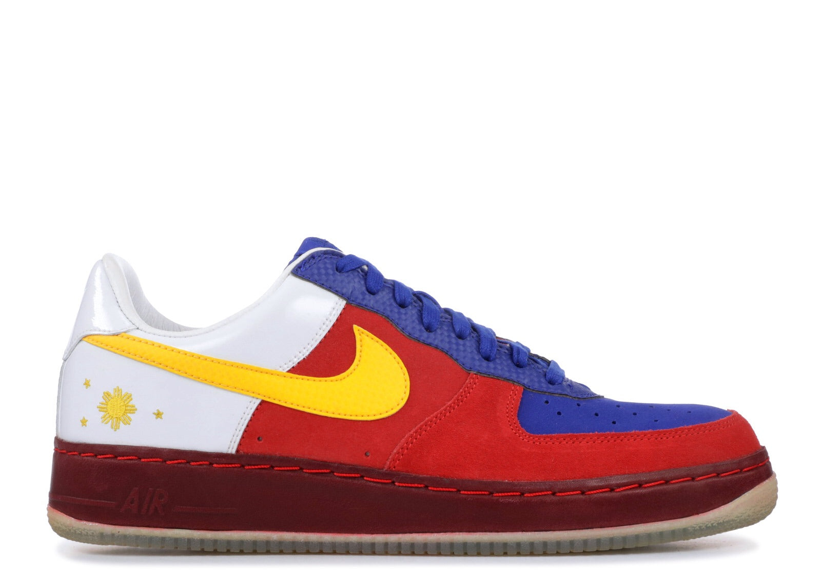 """5a5c8780a2815 Air Force 1 Low Insideout """"Philippines"""" – Street Sole"""