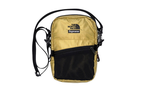 Supreme North Face Shoulder Back